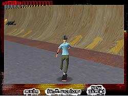 Thrash N' Burn Skateboarding spel