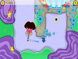Gioca gratuitamente a Dora's Star Mountain Mini-Golf