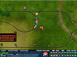 玩免费游戏 Rail of War