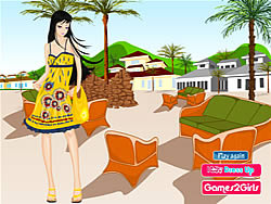 Cute Summer Dresses game