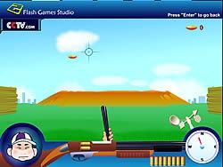 Shootgun Skeet game