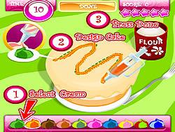 Jogar jogo grátis Cake Master