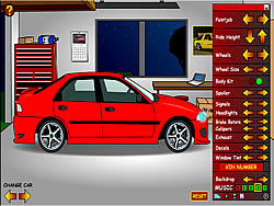 Create a Ride: Version 1 game