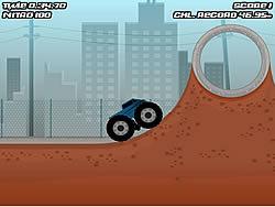 Monster Truck Trials game