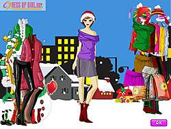 Gioca gratuitamente a Fitness Wearing for Christmas