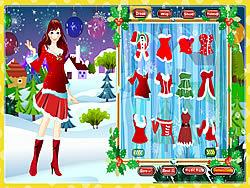 Gioca gratuitamente a Right Dress for Christmas