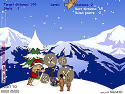 Gioca gratuitamente a Stoneage Santa