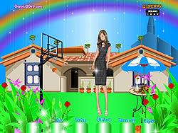Gioca gratuitamente a Danielle Dressup