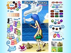 Gioca gratuitamente a Style Up Susan