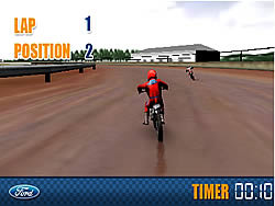 Ford Bike Racer game