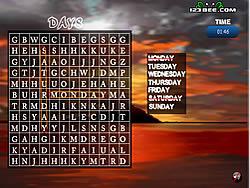 Gioca gratuitamente a Word Search Gameplay - 20