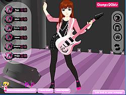 Gioca gratuitamente a Nora Dress Up