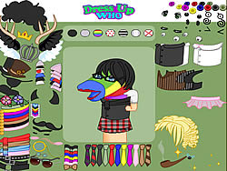 Gioca gratuitamente a Dirty Socks Dress Up