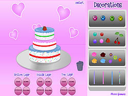 Gioca gratuitamente a Cake Decorate
