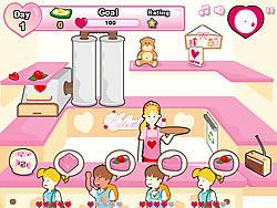 Valentine's Shop na laro