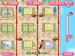 Climbing for Love game