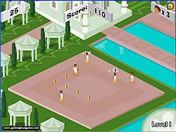 Click Back game