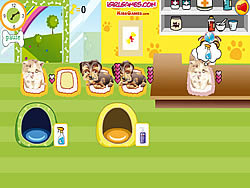 Dr. Bulldogs Pet Hospital game