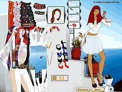 Gioca gratuitamente a Folk Fashion Greece