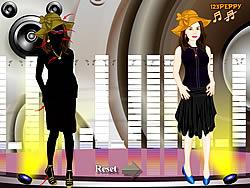 Gioca gratuitamente a Anne Hathaway Dress Up Game