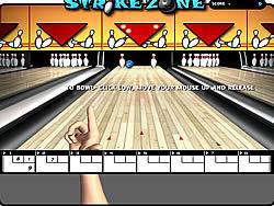 Strike Zone game