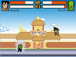 Играть бесплатно в игру Dragonball Z Tribute