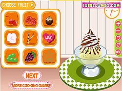 Juega al juego gratis Cool Ice Cream Maker