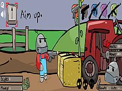 玩免费游戏 Robo Farmer