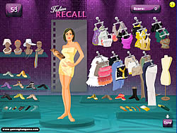 Gioca gratuitamente a Fashion Recall