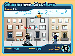 Summer Soaker game
