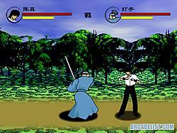Играть бесплатно в игру Fierce Fighter