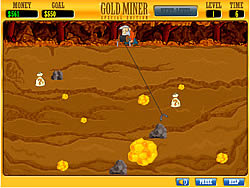 Permainan Gold Miner Special Edition