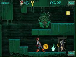 Gioca gratuitamente a Pirates of the Caribbean - Depths of the Dutchman