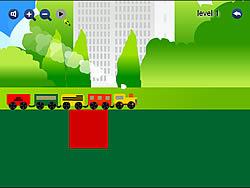 Mini Train لعبة