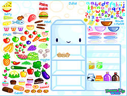 Cute Fridge لعبة