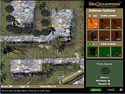 Dino Hunters game