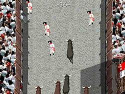Bull Fighter game