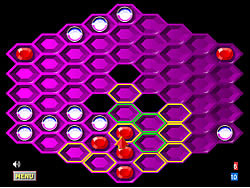 Играть бесплатно в игру Hexxagon