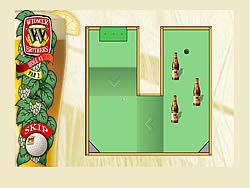 Beer Golf game
