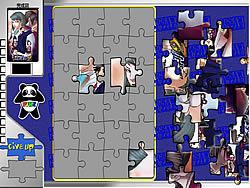 Manga Jigsaw Puzzle game