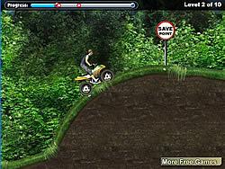 Gioca gratuitamente a Jungle ATV
