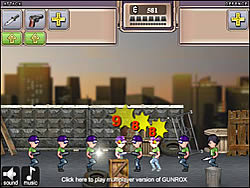 Gioca gratuitamente a GUNROX - Gang Wars