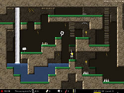 Dungeon Cleaner game