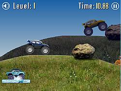 Играть бесплатно в игру 4 Wheel Madness 2.5