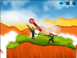 Bazooka Battle لعبة