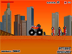 Monster Truck Destroyer game