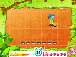 Treasure Hunter game