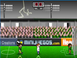 jeu Head Action Soccer