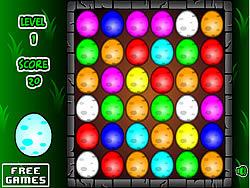 Dino's Egg Hatch game