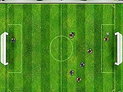 Virtual Football Cup 2010 game